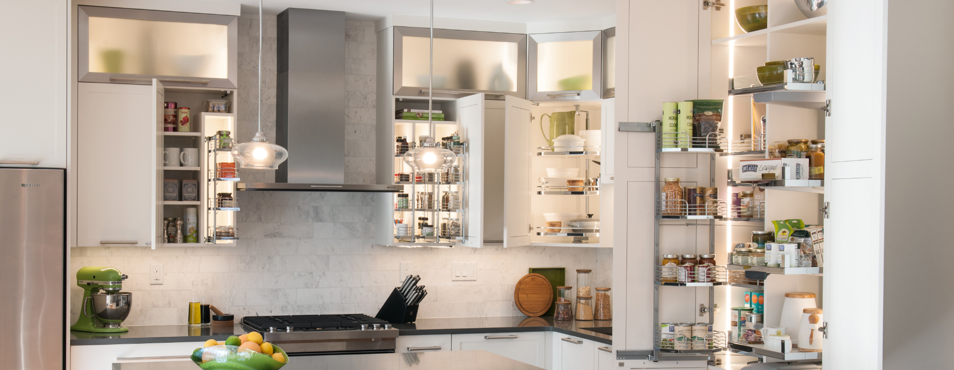 How to Get the Most Storage Out of Your Kitchen