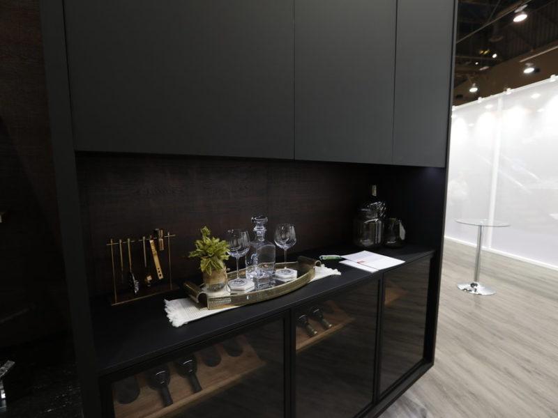 Black Cabinets Blog KBIS 2019 Kesseboehmer USA