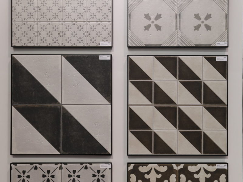 Monochrome Tile Blog KBIS 2019 Kesseboehmer USA