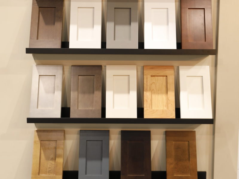 Multicolor Cabinet Doors Blog KBIS 2019 Kesseboehmer USA