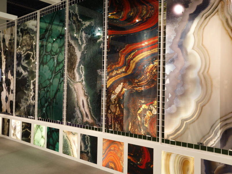 Multicolor Wall Panels Blog KBIS 2019 Kesseboehmer USA