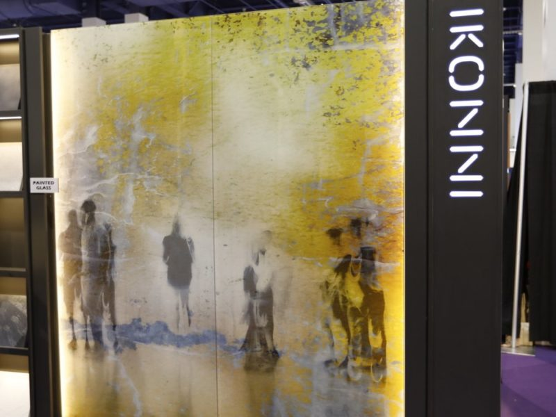 Painted Glass Wall Panels Blog KBIS 2019 Kesseboehmer USA