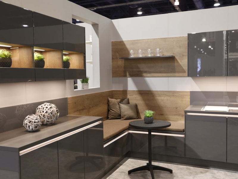 Plants Open Shelving Blog KBIS 2019 Kesseboehmer USA