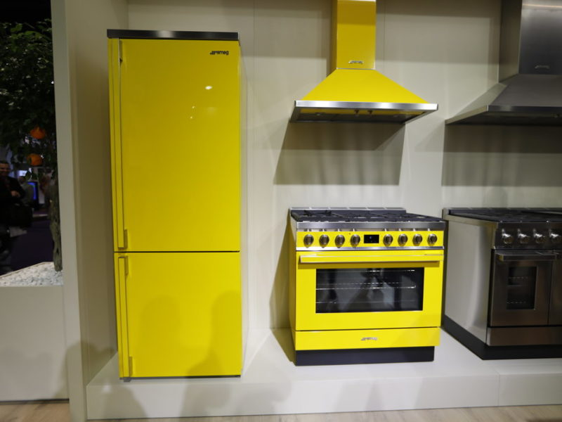 Yellow Appliances Blog KBIS 2019 Kesseboehmer USA