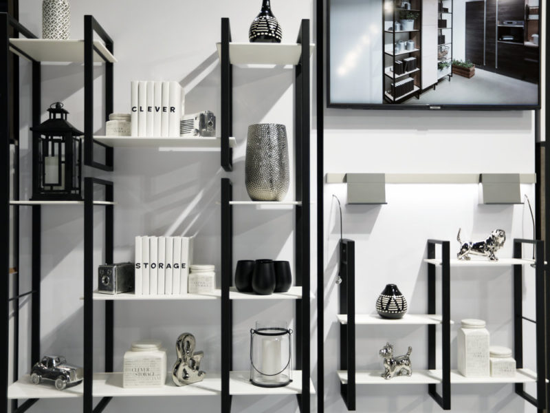 YouK Open Shelving Blog KBIS 2019 Kesseboehmer USA