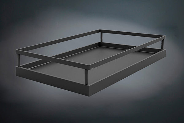 Tandem STYLE Anthracite Anthracite Shelf