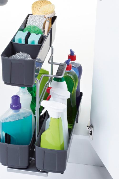 CleaningAGENT Chrome Gray Kesseboehmer USA 5